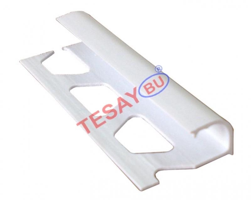 FÇDP10 - 10 mm PVC Dış Köşe Fayans Çıtası