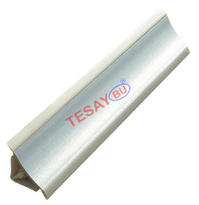 Tİ-15 / 15X15 PVC İÇ BÜKEY SÜPÜRGELİK (KAPLAMALI)