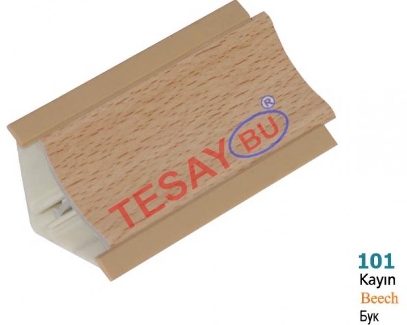 Tİ-11 / 30X30 PVC İç Bükey Süpürgelikler (Kaplamalı)