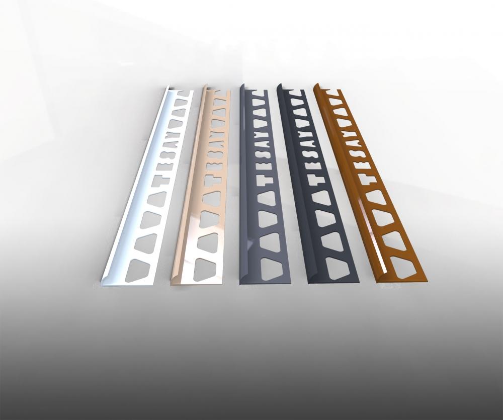 FÇDP-PVC Fayans Çıtası