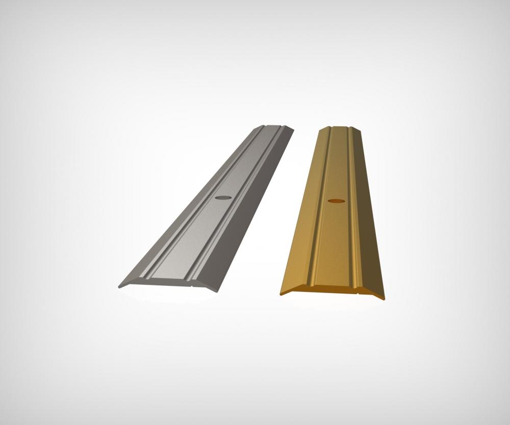 GPRA25 - 25 mm Alüminyum Geçiş Profili