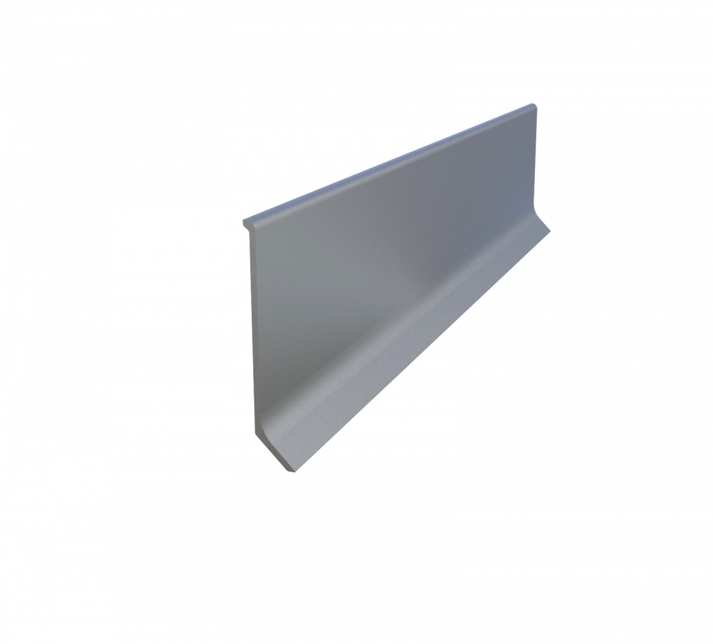 SPALMDZ60 Alüminyum Süpürgelik Profili
