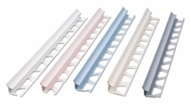 FÇİP08 - 8 mm PVC İç Köşe Fayans Çıtası