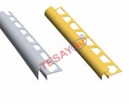 FÇKA08 - 8 mm Çift Yönlü Dış Köşe Fayans Çıtası
