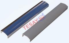 BRDA2010 - 20 mm Dış Bükey Bordür Profili