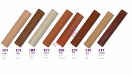GPRP40 - 40 mm PVC Kaplamalı Geçiş Profili