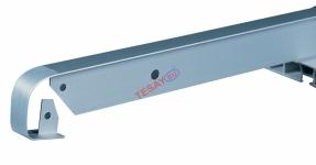 TÇ-05 / Oval Tezgah Önden Kapalı T Çıta (2 cm)